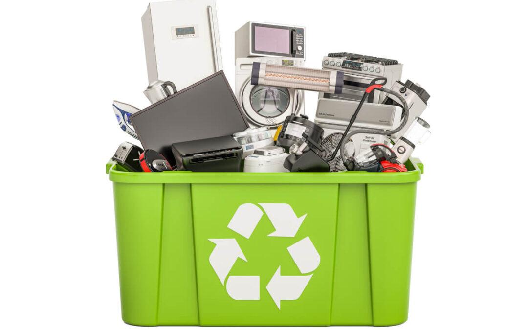 Reciclare electrocasnice: de ce este estintiala si care sunt beneficiile ei!